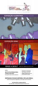 Convite Exposição Algorítimos Guido Heuer Instituto Juarez Machado